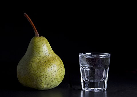 Fruit and water are part of your nutrition plan for detoxing from alcohol or other drugs.