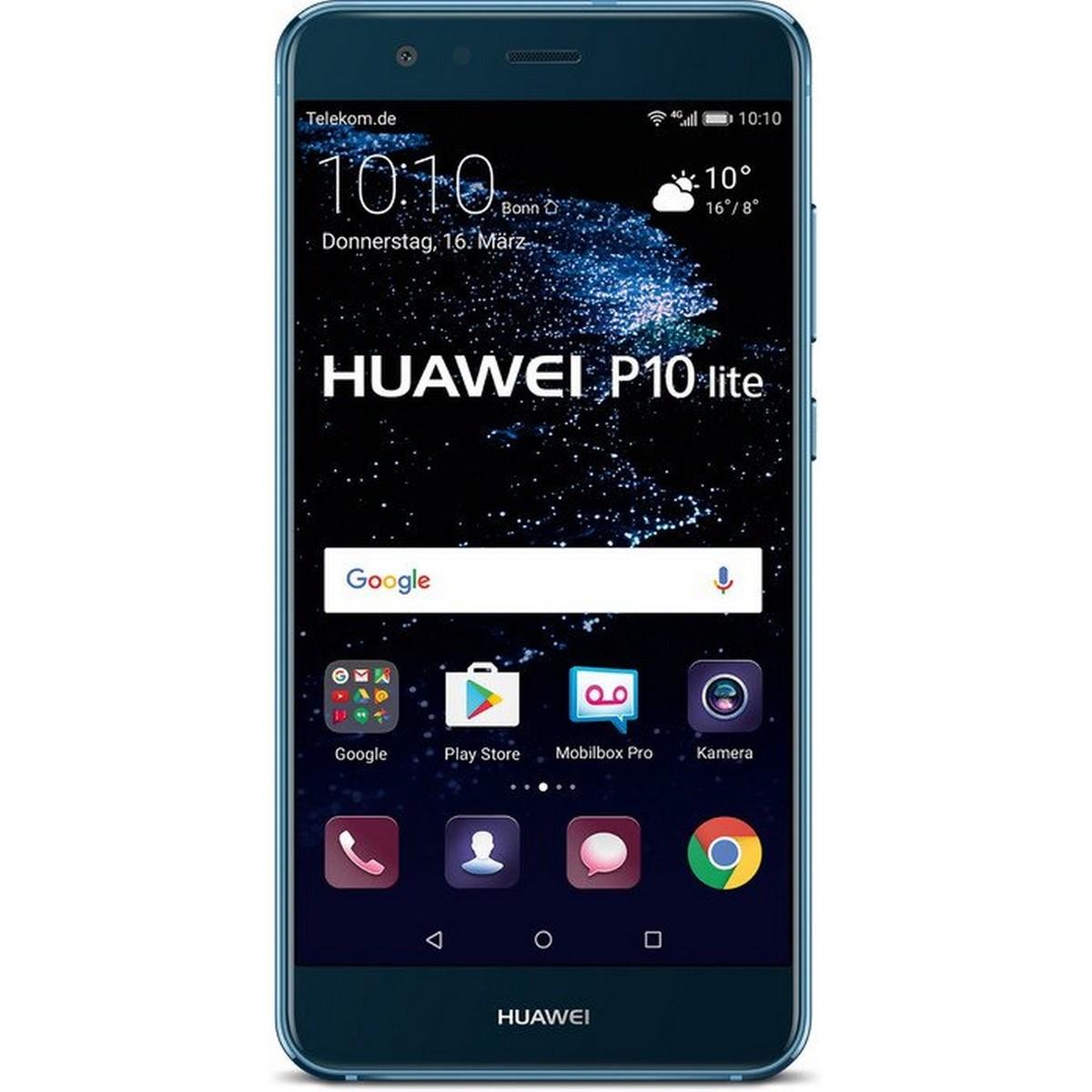 Buy Huawei P10 Lite 32gb 4g Blue Smart Phones Lulu