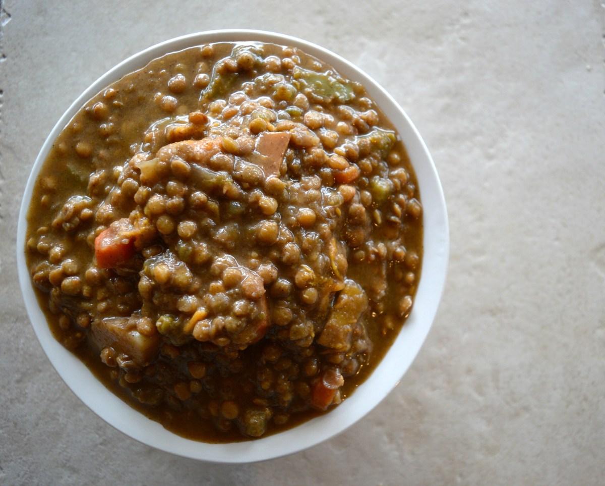 lentil soup5