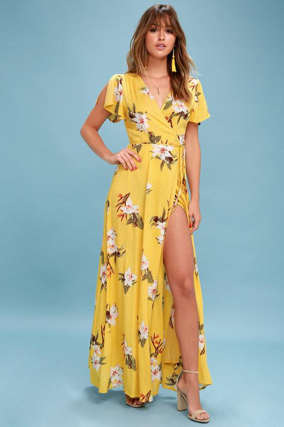 Yellow Dress Lulus