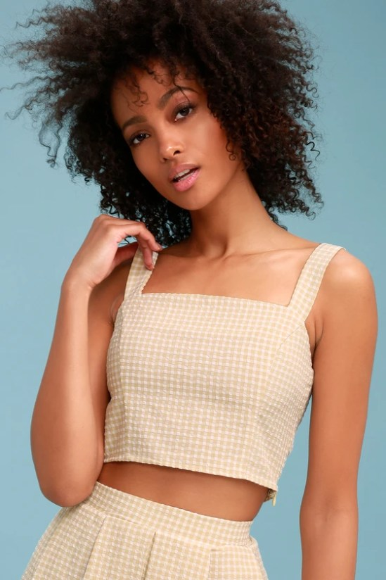 10 Cute Crop Tops You Need For Summer
