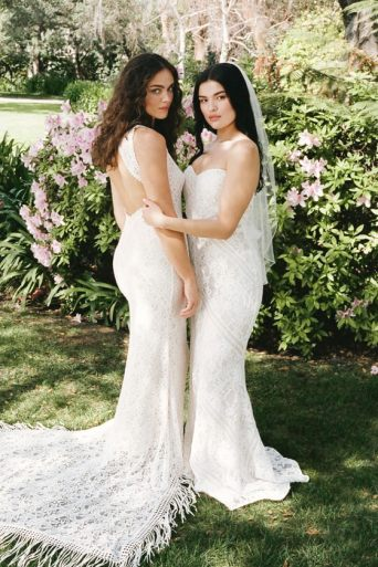 Love is an Adventure White Lace Backless Maxi Dress