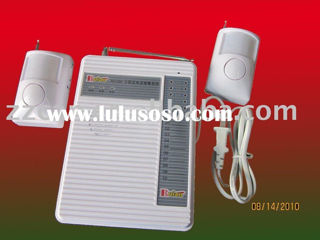 Wireless Alarm System Monitoring