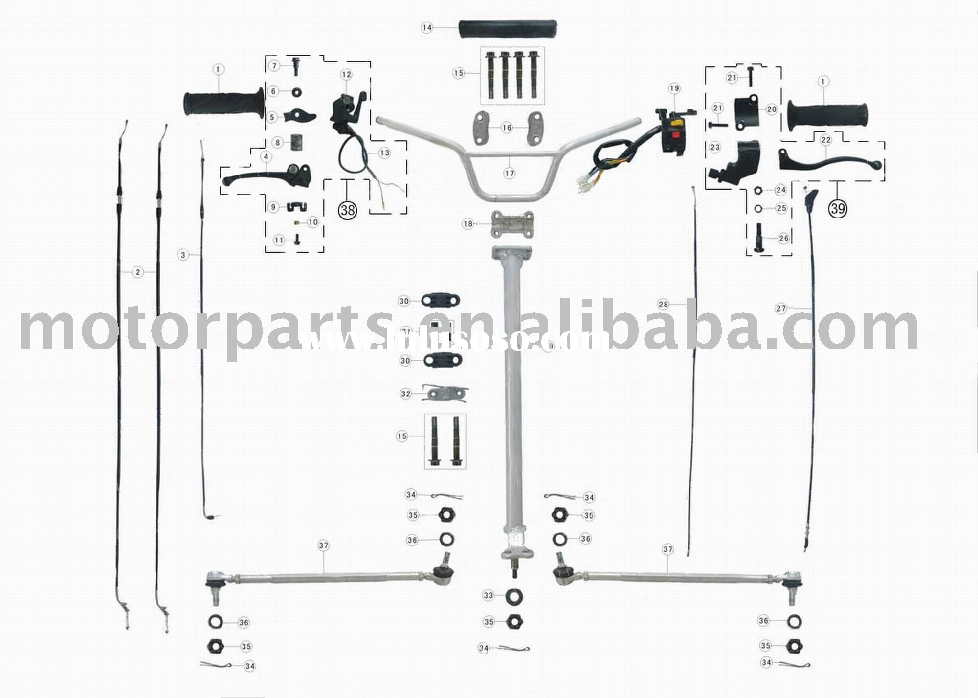 Taotao Atv Wiring Diagram