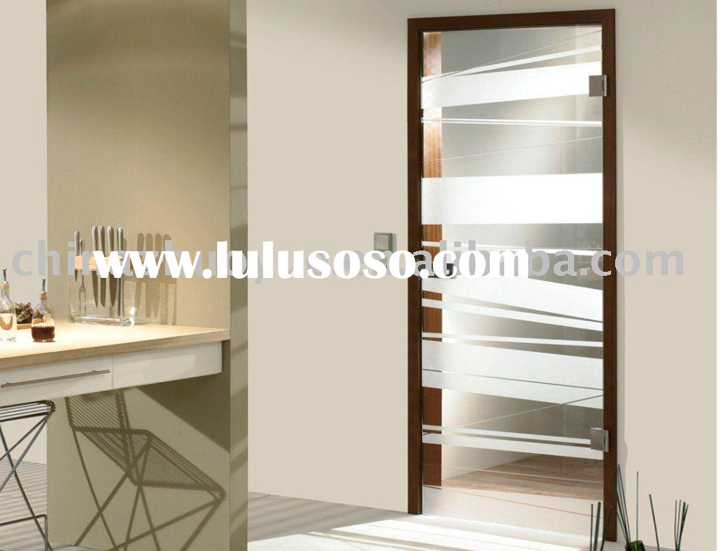 Frosted Glass Door Frosted Glass Door Manufacturers In