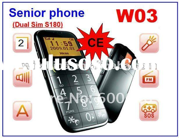 Mobile Phone Large Keys Elderly