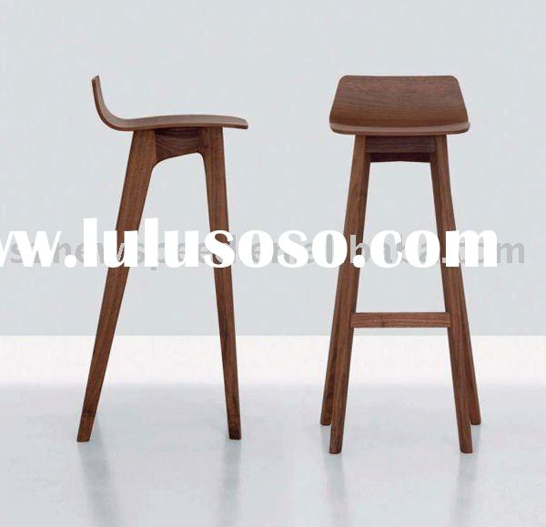 plans for wooden bar stools