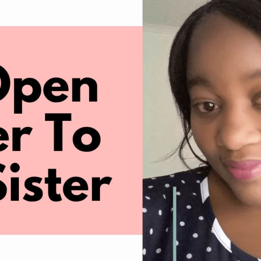 An open letter to my dearest sister on her birthday