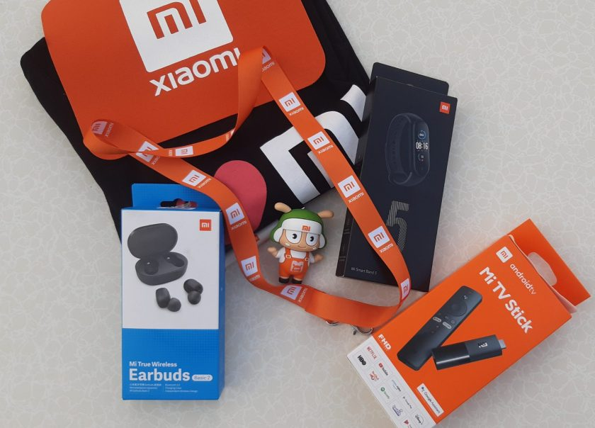 Review: My MomMisDay gift featuring Xiaomi