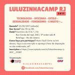 X Luluzinha Camp RJ