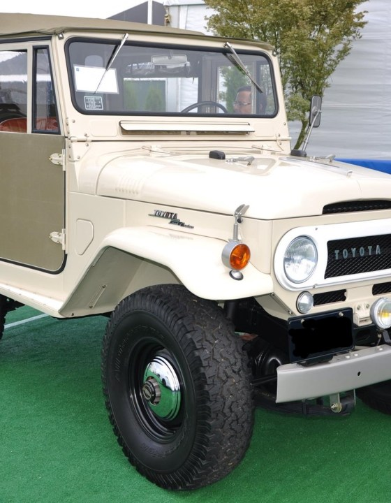 The FJ40…The Common Denominator of All Car People