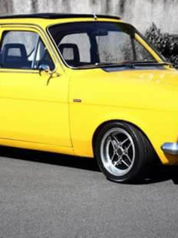 An Escort That Never Left The Family – A 1969 Ford Escort Mark I