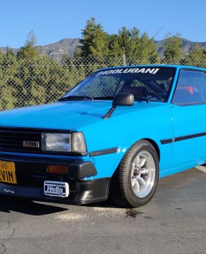 A Deal Done Right – A 1980 Corolla Levin
