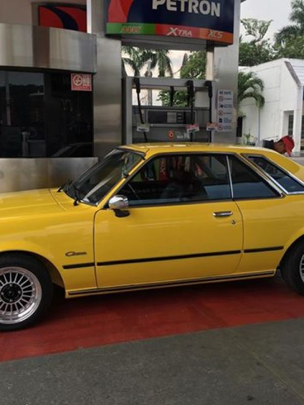 "Resurrection of the Macho – Toyota's ""Muscle"" Machine Corona"