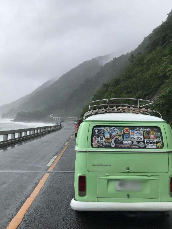 Daring Adventures Of The Microbus…. A 1972 Volkswagen Type 2