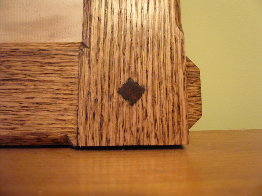 crafts craftsman style picture frame
