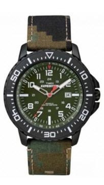 ceasuri barbati originale Timex Uplander Camo EXPEDITION T49965