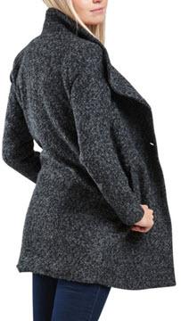 paltoane lana din bucle pentru iarna Villa