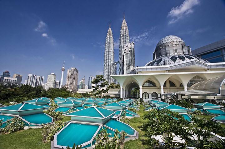 turnurile gemene din Kuala Lumpur