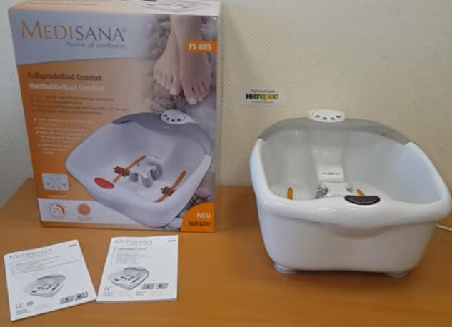 aparat de masaj medisana FS885