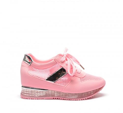 Pantofi Sport cu talpa groasa Deizy Roz