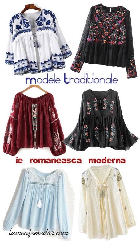ii traditionale romanesti