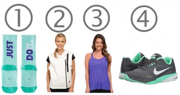 articole Nike in top