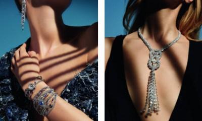 colectia de bijuterii Flying Cloud Chanel