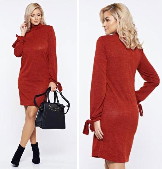 rochii din tricot fin
