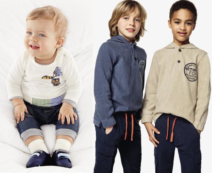 Colectia United Colors of Beneton pentru baieti