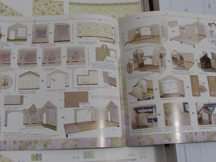 vedere din catalogul cu instructiuni