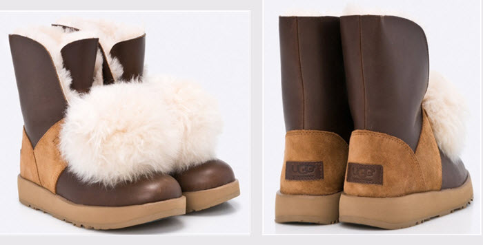 Cizme UGG Romania originale model Isley