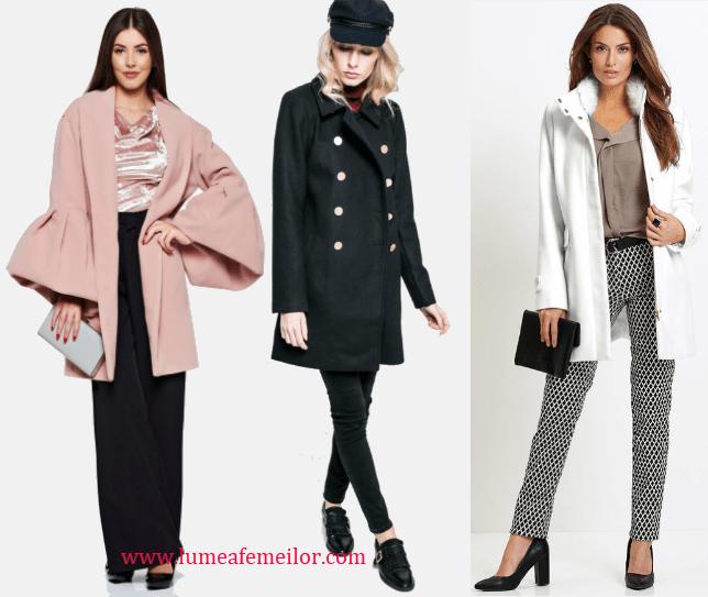 paltoane de iarna ieftine online femei