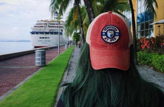 Lulu Meets World Exclusive Guide Semester at Sea Travel Blogger