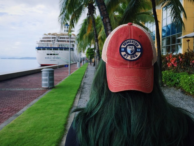 Lulu Meets World Semester at Sea Travel Blogger