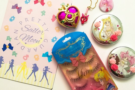 Lulu Meets World Global Beauty Series Sailor Moon Makeup Haul