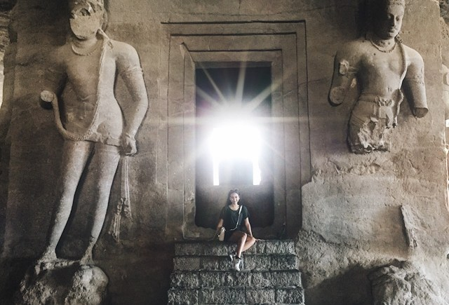 How to See Elephanta Island India Lulu Meets World Professional Travel Blogger Lumen Beltran