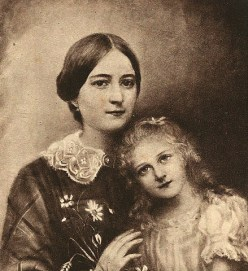 St Zelie and St Therese Martin