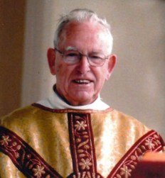 Photograph of Fr Hahesy