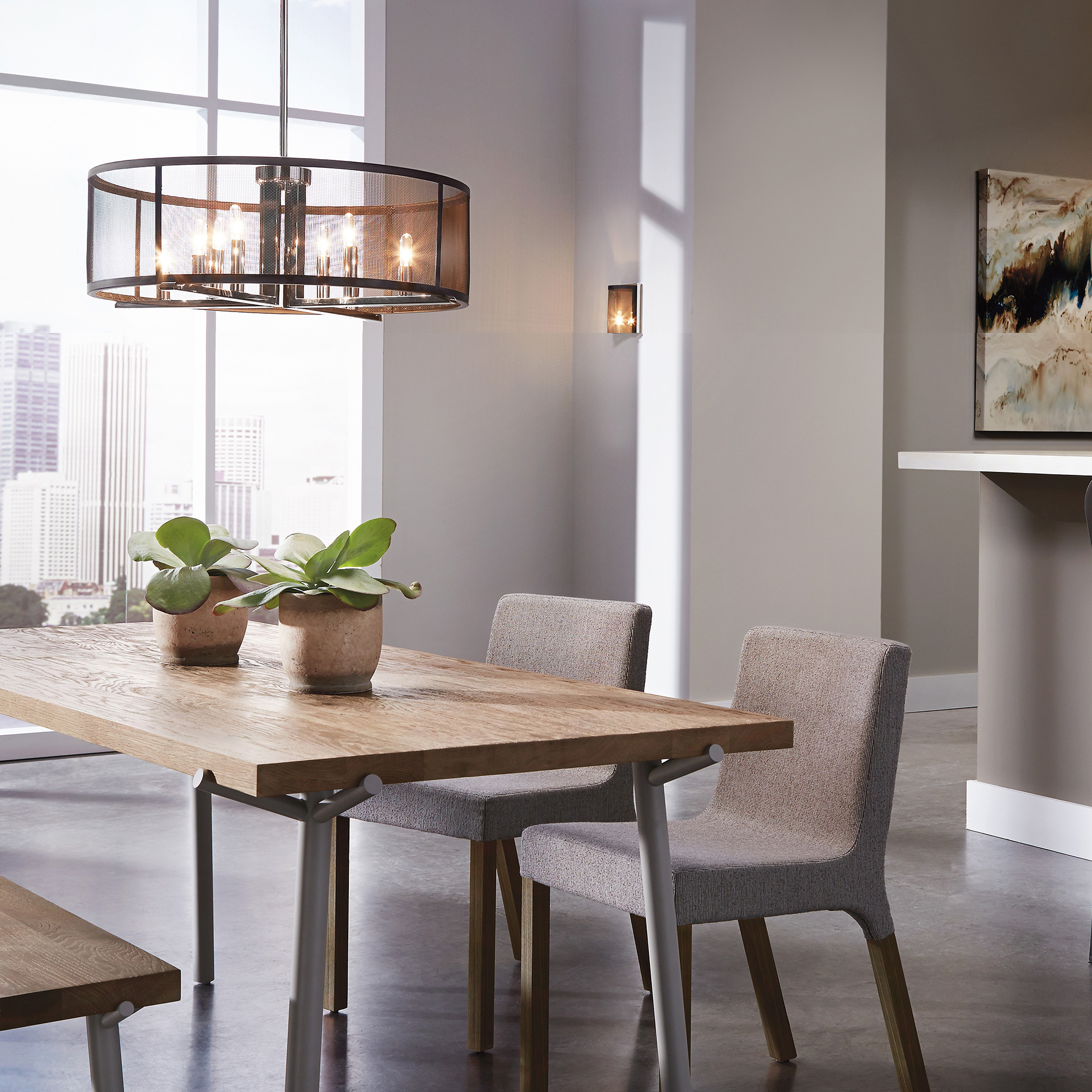 title | Dining room lighting ideas