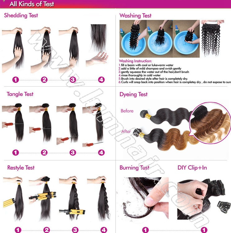 Wholesale 606 Piano Color Best Clip In Hair Extensions