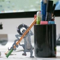 Semaine #06 - Le monstre mangeur de stylos