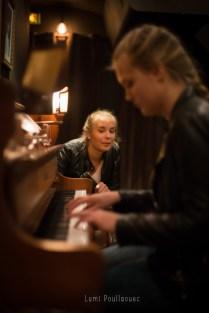 Noora & Katja à Paris - 21