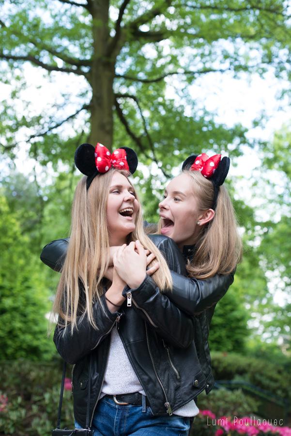 Noora & Katja à Paris