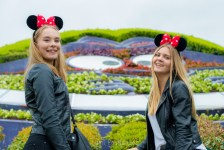 Noora & Katja chez Mickey