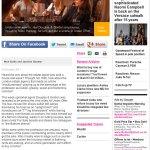Evening Standard talk about comedy viral Under Offer