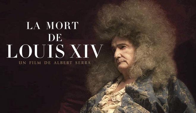 La Mort de Louis XIV - Header