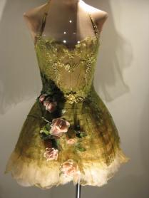 Jolie robe fleurie