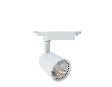 Projecteur sur rail variation de couleur et de l'intensite de la lumiere du 10% a 100% LED 30W LT001