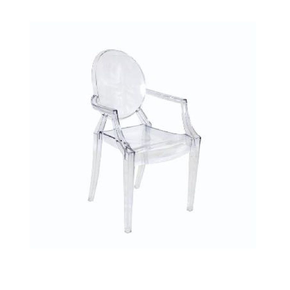 Chaise Louis Ghost 106104